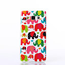 Buy Baby Elephant Pattern TPU Soft Case Multiple Samsung Galaxy J1/J5