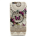 Buy Butterfly Pattern TPU Cell Phone Soft Shell iPhone 6 Plus
