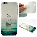 Buy Sea Pattern TPU Cell Phone Soft Shell iPhone 6 Plus