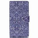 Buy Sony Case Wallet / Card Holder Stand Flip Full Body Flower Hard PU Leather Xperia M4 Aqua