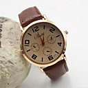 Buy Women's Fashion Personality Leather Quartz Belt Watch(Assorted Colors) Cool Watches Unique