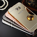 Buy Plating Mirror Back Metal Frame Phone Case Galaxy S7 S4 S5 S6 edge plus