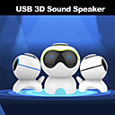 Buy Besteye MY5 Music Dog USB2.0 Speaker Notebook Computer 3D Stereo Sound USB Plug Play Perfect Voice
