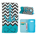 Buy Coloured Drawing Pattern Graphic Wallet Cases Samsung Galaxy Grand Prime G530/CORE G360