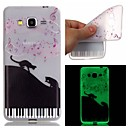 Buy Samsung Galaxy Case Glow Dark / Pattern Back Cover Cat TPU J3 J1 Ace Grand Prime Neo Core