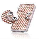 Buy Luxury Bling Crystal & Diamond Leather Flip Bag iPhone 6/6S (Assorted Colors)