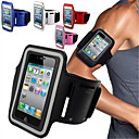 gymnase maylilandtm le sport courir cas bande de bras de brassard pour iPhone 5 / 5s / 4 / 4s (couleurs assorties)
