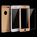 High Premium PC Full Body Cover with Tempered Glass Film Case for iPhone 6s 6 Plus