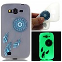 Buy Samsung Galaxy Case Glow Dark / Pattern Back Cover Dream Catcher TPU SamsungOn 7 5 J3 J1 Ace Grand Prime