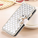 Buy Luxury Bling Crystal & Diamond Leather Flip Bag Huawei Honor 4X (Assorted Colors)