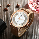 Buy SOXY® Fashion Luxury Grind Arenaceous Strap White Surface Rome Quartz Watch Women Men Cool Unique