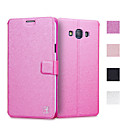 Buy Luxury Silk Texture PU Leather Cover Wallet Flip Case Samsung Galaxy Core Prime/Grand Prime/J5/J7/E5/E7