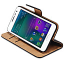 Genuine Leather Wallet Style Case for Samsung Galaxy A3