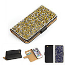 Buy Luxury Bling Crystal & Diamond Leather Flip Bag iPhone 6/iPhone 6S(Assorted Color)