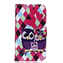Buy Huawei Case Wallet / Card Holder Stand Full Body Owl Hard PU Leather Y560