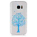 Buy Samsung Galaxy Case Transparent Back Cover Tree TPU SamsungS7 / S6 edge S5 Mini S4 S3