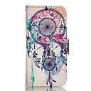 Buy Wind Chime Painted PU Phone Case iphone5SE