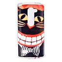 Buy mouth cat Pattern TPU Phone Case LG Leon /LG C40 H340N