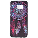 Buy LOGROTATE®Dream Catcher Pattern TPU Back Cover Case Samsung Galaxy S7/S7 edge/S6 edge+/S6