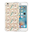Buy Unicorn Park Soft Transparent Silicone Back Case iPhone 6/6S (Assorted Colors)