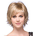 Buy 2015 new alice turned Short Synthetic Hair Wig Blonde mix Wigs Women