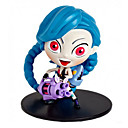 Buy League Legends Jinx 10CM Anime Action Figures Model Toys Doll Toy