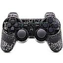 Buy Wireless Joystick Bluetooth DualShock3 Sixaxis Rechargeable Controller gamepad PS3