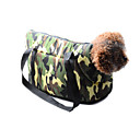 Pet Bag Dog Carrier  Travel Carrying Bag for Dogs and Cats Leopard Print Small Dog Bag Camouflage Cat Bag