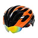 男女兼用 - サイクリング / マウンテンサイクリング / ロードバイク - マウンテン / ロード - ヘルメット ( イエロー / グリーン / レッド / ブルー / オレンジ , 炭素繊維 + EPS ) サイクリング / マウンテンサイクリング / ロードバイク