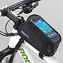 Buy Roswheel® Bicycle Mobile Phone Pouch 4.2 inch Touch Screen Top Frame Tube Storage Bag Cycling MTB Road Bike Bycicle