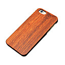 Buy Back Cover Ultra-thin / Wooden Hard iPhone SE/5s/5