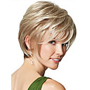Buy Natural Blonde Straight Short Wig Woman Fashion Wigs