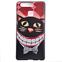 Buy Huawei Case / P9 Lite Shockproof Pattern Back Cover Cartoon Soft TPU