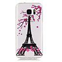 Buy Tower Pattern High Permeability TPU Material Phone Case Galaxy S5/S6/S6 edge/S7/S7 edge