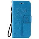 Buy PU Leather Material Cat Tree Pattern Phone Case iPhone 6s Plus / 6 Plus/6S/6/SE 5s 5/5C/4s 4