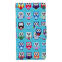 Buy Owl Pattern PU Leather Full Body Case Stand Card Slot Huawei Ascend P9 Lite/P8 Lite