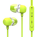 Buy UiiSii U3 In-Ear Earbuds Earphones Stereo Sound Noise-isolating Mic Control Smartphone