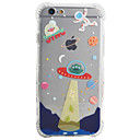 Buy TPU High Permeability Material UFO Rabbit Shocproof Phone Case iPhone 6 / 6s 6plus 6splus