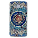 Buy Retro Flower Pattern TPU Material Embossment Craft Transparent Soft Phone Case Samsung Galaxy J3 J5 J7 G530