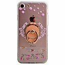 Buy Fish Pattern TPU Material Plus Acrylic Ring Holder Phone Case iPhone 7 7plus 6S 6plus SE 5S