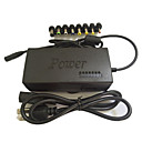 110-220v AC DC 12V/15V/16V/18V/19V/20V/24V Laptop Charger Adapter 96W Universal Laptop Power Supply Charger