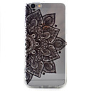 Buy Datura Flowers HD Embossed Pattern Material High Transparent Acrylic TPU Phone Case iPhone 7 Plus 6sPlus