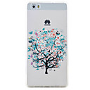 Buy Butterfly Tree Pattern High Permeability TPU Material Phone Case Hawei P9Lite P8Lite Y5II Y6II