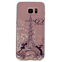 Buy Samsung Galaxy S7 edge S6 Music Tower Pattern TPU High Purity Translucent Soft Phone Case S5 S4 S3