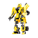 Buy Action Figures & Stuffed Animals / Building Blocks Gift Model Toy Warrior Car Robot ABS5 7 Years