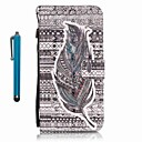 Buy Samsung Galaxy A5 (2016) A3 Case Cover Stylus Tribal Feathers 3D Painting PU Phone