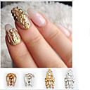 Buy 4 Set Manicure Stick Retro Hollow Nail Drill Accessories Metal