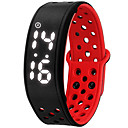 Buy NONE Smart Bracelet Water Resistant/Waterproof Long Standby Calories Burned Pedometers Sports Alarm Clock Wearable iOS Android
