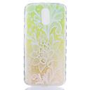 Buy Motorola Moto G4 Plus Case Cover Gradient Flower Pattern Back Soft TPU