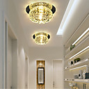Buy 20W Modern/Contemporary Crystal / Mini Style Flush Mount Living Room Bedroom Dining Kitchen
